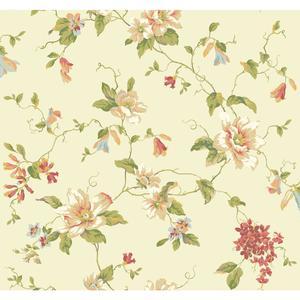 Magnolia Wallpaper AK7451