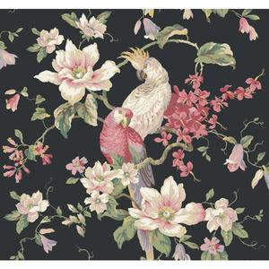 Tropical Birds with Magnolias AK7459