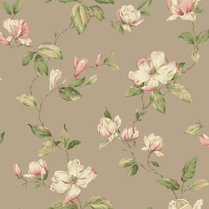 Magnolia Wallpaper AK7506