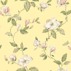 Magnolia Wallpaper AK7508
