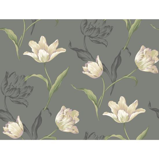 Tulip Wallpaper AK7540