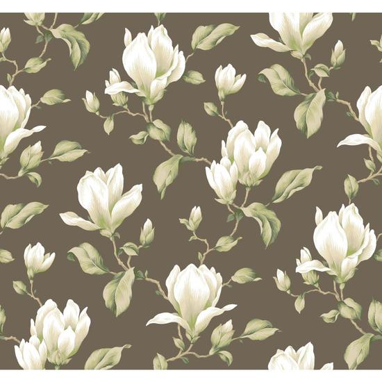 Magnolia Branch Wallpaper YV9000