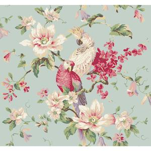 Tropical Birds with Magnolias YV9029