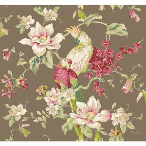 Tropical Birds with Magnolias YV9031