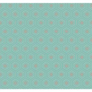 Honeycomb Wallpaper GE3641