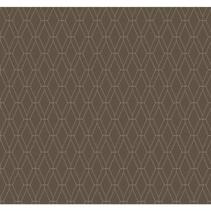Diamond Lattice Wallpaper GE3648