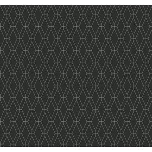 Diamond Lattice Wallpaper GE3649