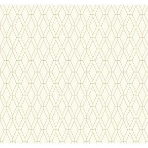Diamond Lattice Wallpaper GE3653