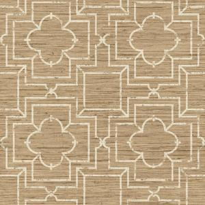 Irongate Trellis Wallpaper GE3657