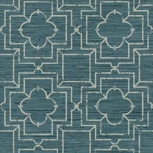 Irongate Trellis Wallpaper GE3658