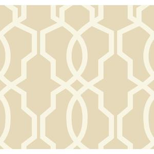 Hourglass Trellis Wallpaper GE3665
