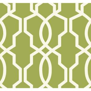 Hourglass Trellis Wallpaper GE3666
