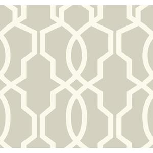 Hourglass Trellis Wallpaper GE3667