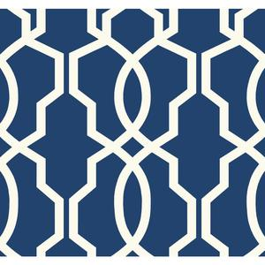 Hourglass Trellis Wallpaper GE3668