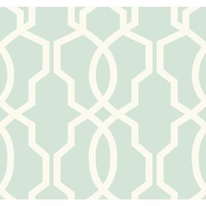 Hourglass Trellis Wallpaper GE3671