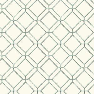 Diamond Bamboo Wallpaper AT7044