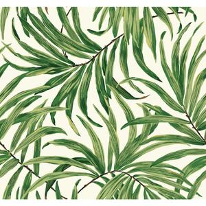 Bali Leaves Wallpaper AT7050