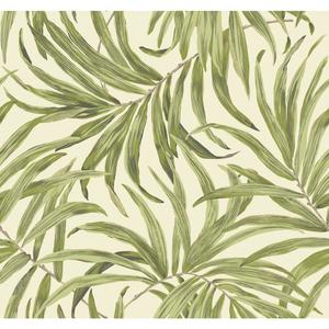 Bali Leaves Wallpaper AT7051