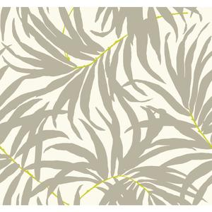 Bali Leaves Wallpaper AT7054