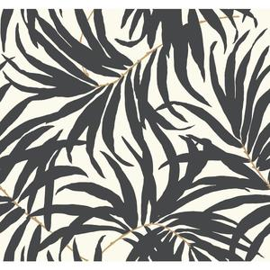Bali Leaves Wallpaper AT7056