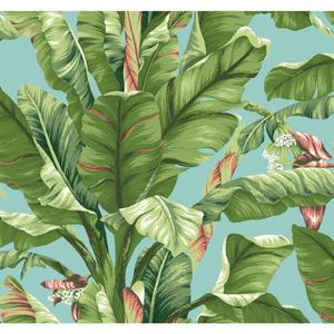 Banana Leaf Wallpaper AT7070