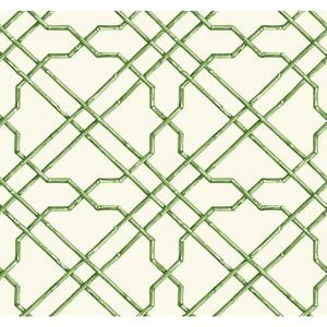 Bamboo Trellis Wallpaper AT7075