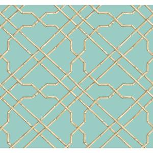 Bamboo Trellis Wallpaper AT7077