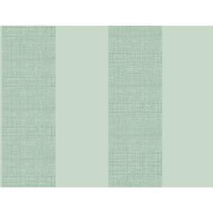 Grasscloth Stripe Wallpaper AT7084