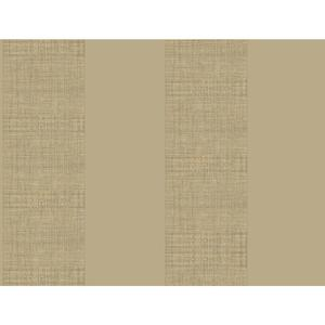 Grasscloth Stripe Wallpaper AT7085