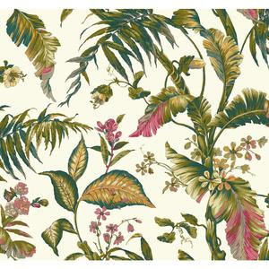 Fiji Garden Wallpaper AT7092