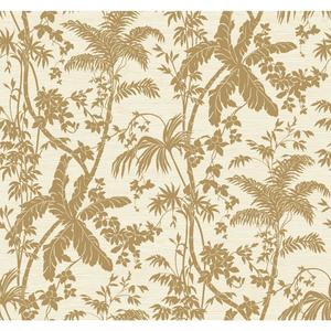 Palm Shadow Wallpaper AT7106