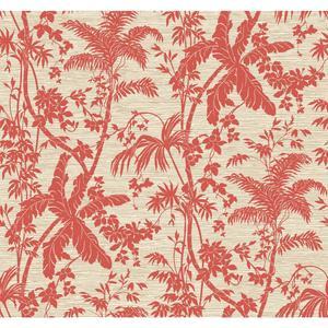 Palm Shadow Wallpaper AT7110