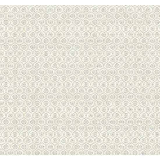 Small Medallion Wallpaper AB1851