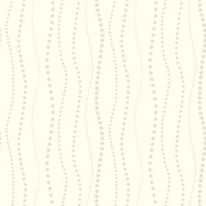 Dotty Stripe Wallpaper AB1898