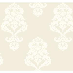 Graphic Damask Wallpaper AB1912