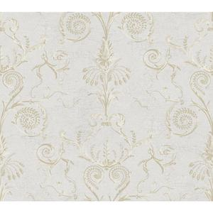 Neo Classic Damask Wallpaper AB1941