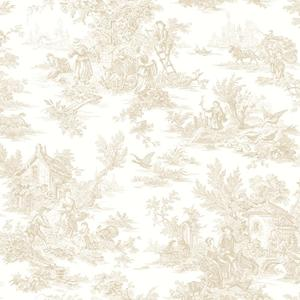 Campagne Toile Wallpaper AB1948