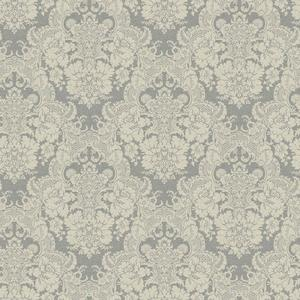 Document Damask Wallpaper AB2075