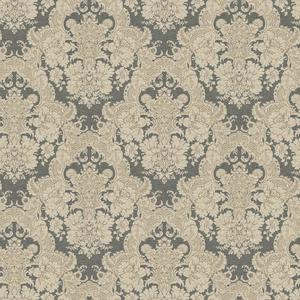 Document Damask Wallpaper AB2076