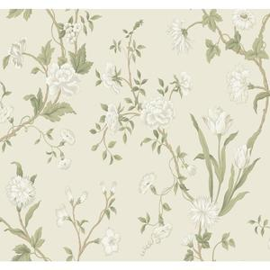 Gracie Floral Wallpaper AB2119