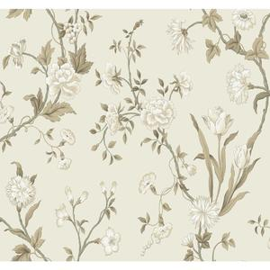 Gracie Floral Wallpaper AB2120