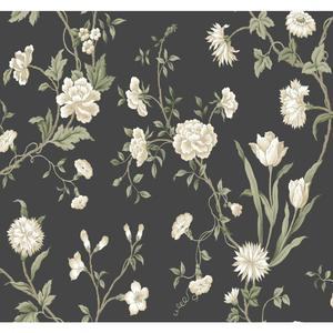 Gracie Floral Wallpaper AB2121