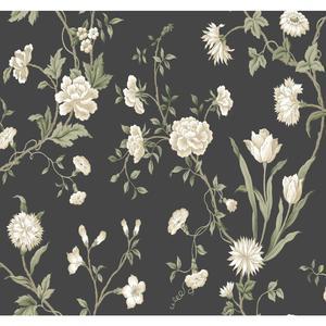 Gracie Floral Wallpaper AB2121
