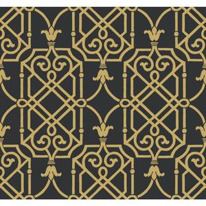 Geometric Lattice Wallpaper AB2145
