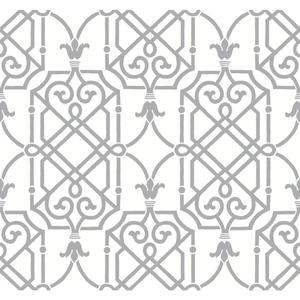Geometric Lattice Wallpaper AB2146