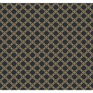 Geometric Trellis Wallpaper AB2157