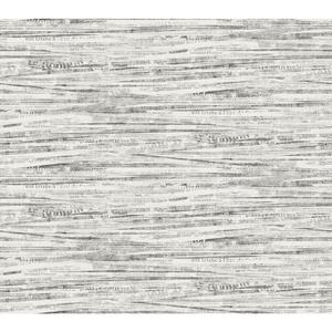 Newsprint Wallpaper AB2179