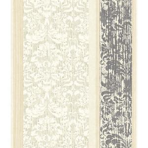 Damask Stripe Wallpaper AB2187