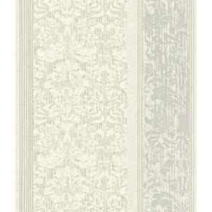 Damask Stripe Wallpaper AB2189