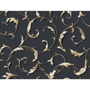 Acanthus Scroll Wallpaper AH4713